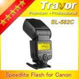 Travor SL-582C de Canon Speedlite de flash TTL