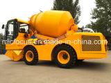 1.6m3, individu 4m3 chargeant le camion de mélangeur concret