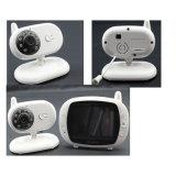Cámara sin hilos del monitor del bebé con la visualización 3.5 pulgadas
