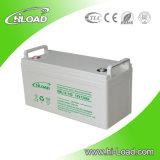 Batería del gel de la alta capacidad 12V 120ah con vida de servicio larga