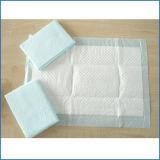 青の使い捨て可能で高い吸収性のパッド