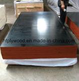 Encofrados de madera contrachapada de 21mm negro contrachapado de madera contrachapada de películas