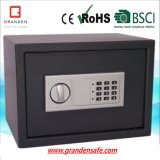 Elektronischer sicherer Kasten für Haus und Büro (G-25ES), fester Stahl