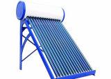 Calefator de água quente solar solar da câmara de ar de vácuo, geyser solar solar do tanque de água