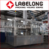 Los refrescos carbonatados Zhangjiagang (CDS) de la fábrica de la máquina de llenado de botella