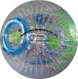 Zorbの膨脹可能で豊富な球および巨大な泡サッカーボール