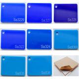 Blauw Gekleurd AcrylBlad 1220*1830mm.