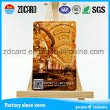 Carte principale estampée par Plasic ultra-légère d'hôtel en plastique de l'IDENTIFICATION RF Mdc844