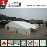 Hot Sales를 위한 Full Glass Walls를 가진 백색 PVC Sidewalls Tent