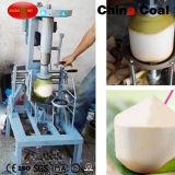 야자열매 Peeler 상업적인 녹색 기계