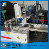 Máquina del precio razonable que hace el papel impreso tejido de la servilleta del vector