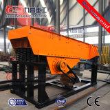 Kohle-Sand-Gips-Eisen-Kupfererz-Bergbau-Bildschirm-Maschine für vibrierenden Bildschirm