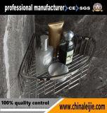 Panier d'utilité d'accessoires de salle de bain en acier inoxydable de haute qualité de luxe