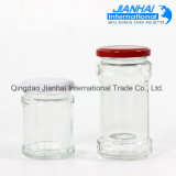 Honig-Glasglas-Maurer-Glasfrucht-Marmeladen-Glas-Großverkauf