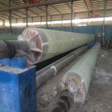Tubo de plástico reforçado com tubo de diâmetro grande do molde mandris de liquidação