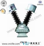 Jd6-35 tipo transformadores inductivos al aire libre del voltaje
