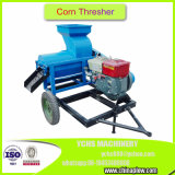 Milho de milho de alta eficiência Motor diesel Milho Sheller