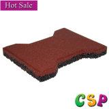 De hoogst Wearable Mat van de Vloer van het Been van de Hond Rubber