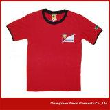 Lo Short di fabbricazione della fabbrica di Guangzhou collega il creatore con un manicotto della camicia di T degli uomini (R04)