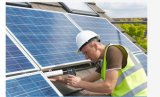 Eficiência elevada 300W do sistema do painel poli do picovolt/painel solar
