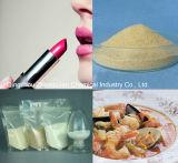 食糧、薬、織物、印刷および、ペーパー染まることで使用されるのアルジネートナトリウム毎日の化学製品作成