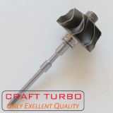 Asta cilindrica della rotella di turbina di Gt17 434533-0006/56