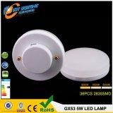 36SMD 2835 High Power Gx53 LED Downlight