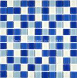 バスルームモザイクタイル、プールタイル、プールグラスモザイクタイル( 25FB07 )
