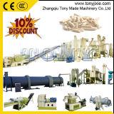 (A) de la pulpe de betterave à sucre Pellet Ligne/usine de bouletage de bagasse fabricant