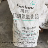 6 Mikron-Aluminiumhydroxid für flammhemmenden Plastik