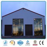 Construction en acier industrielle préfabriquée approuvée d'entrepôt de GV (SH-685A)