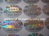 Papel para impresoras láser de seguridad rasque Sticker (H-029)