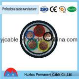 0.6/1kv, les Multi-Faisceaux, XLPE/PVC a isolé le fil blindé de câble d'alimentation et de cordon
