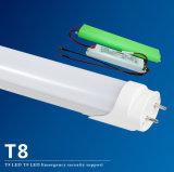 LED T8 Tube d'urgence
