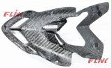 Motocicleta de fibra de carbono de piezas frontal del carenado (DHY03) para Ducati Hypemotard