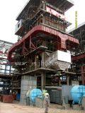 Estructura de acero del marco de la caldera