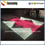 Illuminazione all'ingrosso della pavimentazione LED di ballo di prezzi bassi