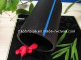 Tubo del PE del materiale 355mm del polietilene di alta qualità per il rifornimento idrico