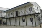 Casa de contenedores prefabricados como edificio modular de viviendas