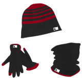 양털 3PCS Set, Hat, Glove, Snood, Warm Set, Winter Set