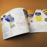 La mitad el costo del servicio de impresión de catálogos Impresión del folleto