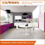 Moderner populärer Küche-Schrank-hoher Glanz-Küche-Schrank