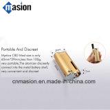 Penna variabile di Cbd di preriscaldamento di tensione di Vape dell'olio di Cbd del kit del dispositivo d'avviamento di Airis Mystica VV