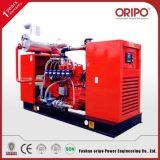 350kVA/280kw Oripoの1本のワイヤー交流発電機が付いている無声天燃ガスのスタンバイの発電機