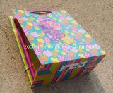 Personnaliser le sac de cadeau de papier d'art d'impression