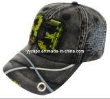 입히는 세척된 모자 (YYCM-120128)