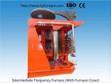 Alluminio che elabora il forno di fusione delle coperture d'acciaio (GW-HY162)