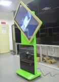 Fuss-Tisch der Noten-42inch, der alle in einem PC, Advisment Bildschirmanzeige, Anzeigen-Spieler, Positions-Terminal steht