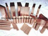 Tungsteno Copper Bar per Semiconductor