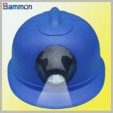 Lumière LED de couleur personnalisés Miner Casque de travail (SM025)